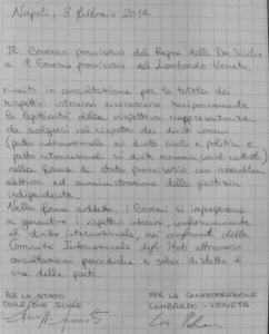 pattoDueSicilie-LombardoVeneto